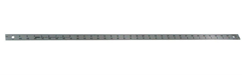 Straight edge ruler for wallpaper