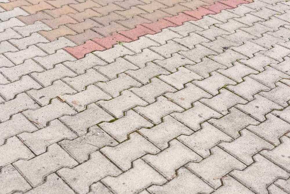 Interlocking pavers