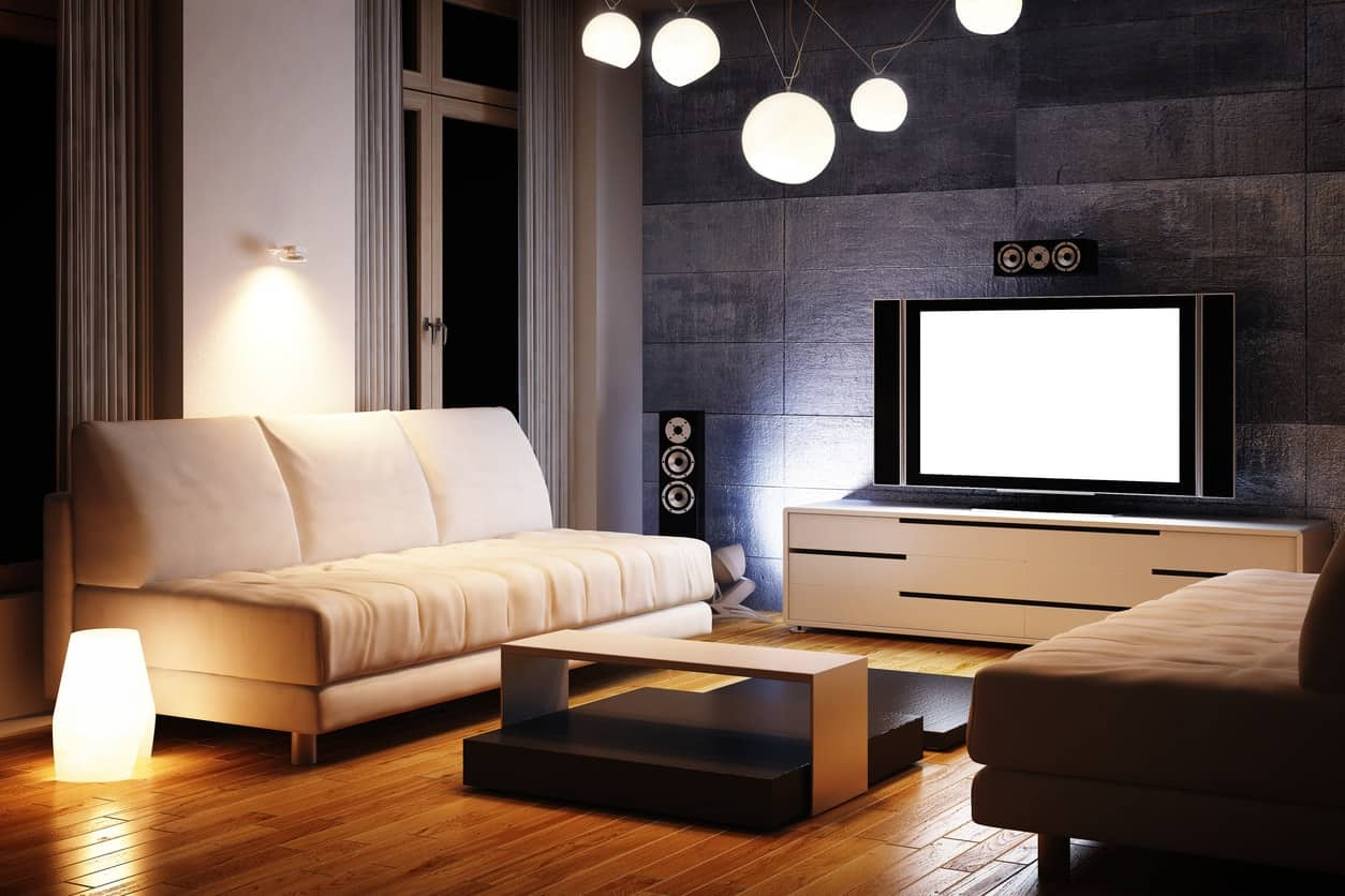 11 Diffe Types Of Living Room Lighting Ideas