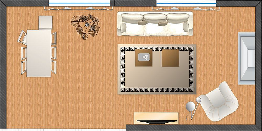 PlanningWiz Living Room 1