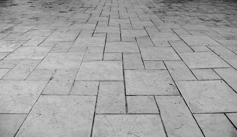 Marble paver for patio
