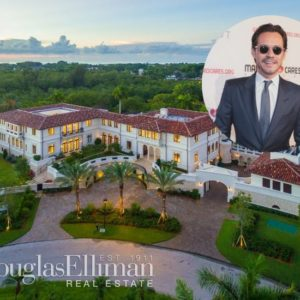 Marc Anthony buys Florida mansion for sprawling $19M.