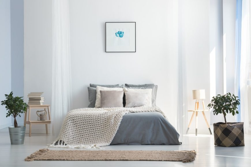 . 13 Clever Nightstand Alternatives  for the Bedroom