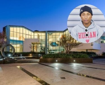 Pharrell Williams buys Tyler Perry's Beverly Hills home for $15.6M.