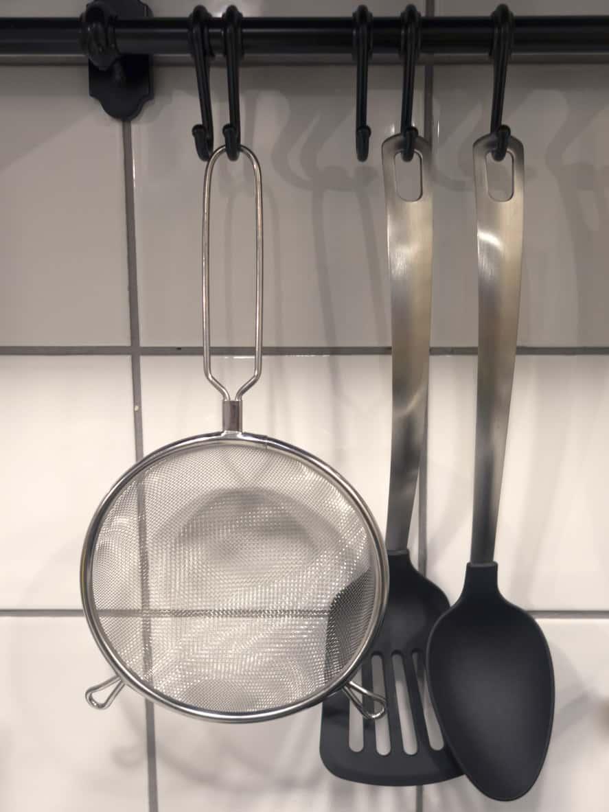 How To Organize Kitchen Utensils 20 Storage Options