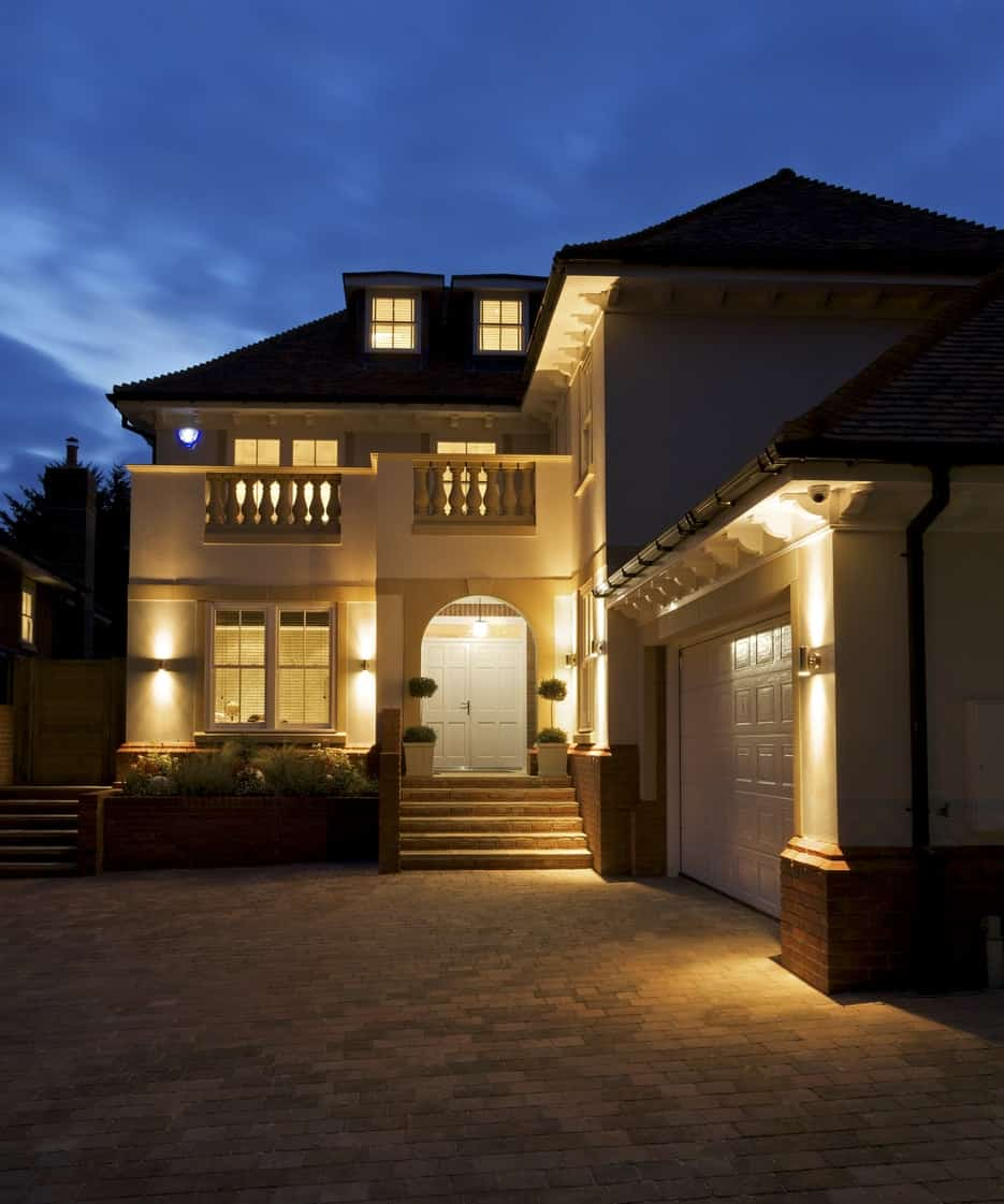 Home Lighting Ideas: 101 House Exterior Ideas (Photos And Extensive Guides