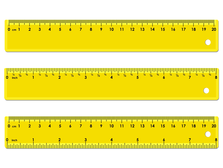 Tailor's ruler