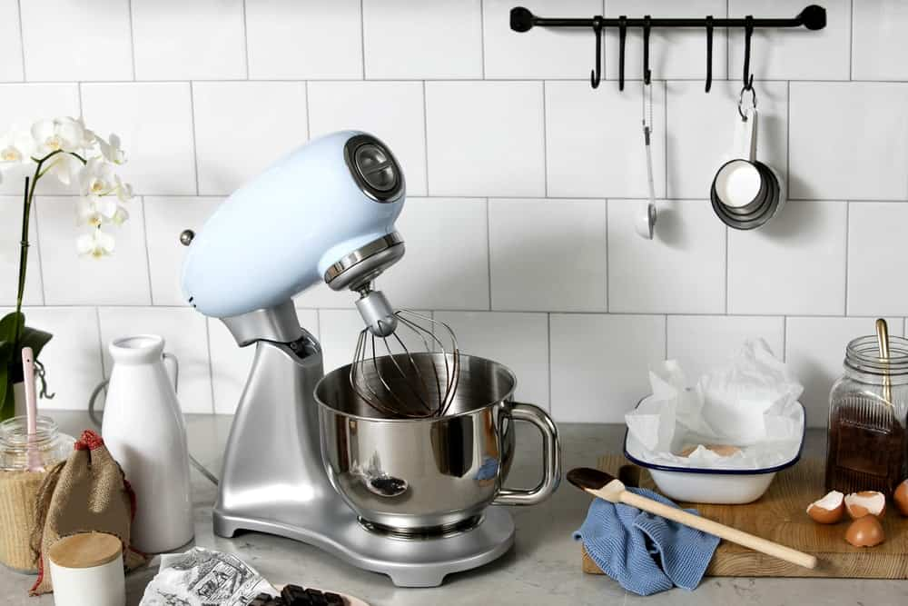 Top quality metal stand mixer.