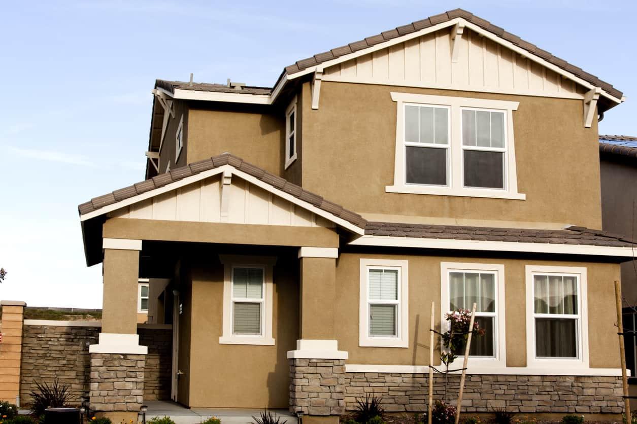 52 Houses With Stucco Exteriors Photos