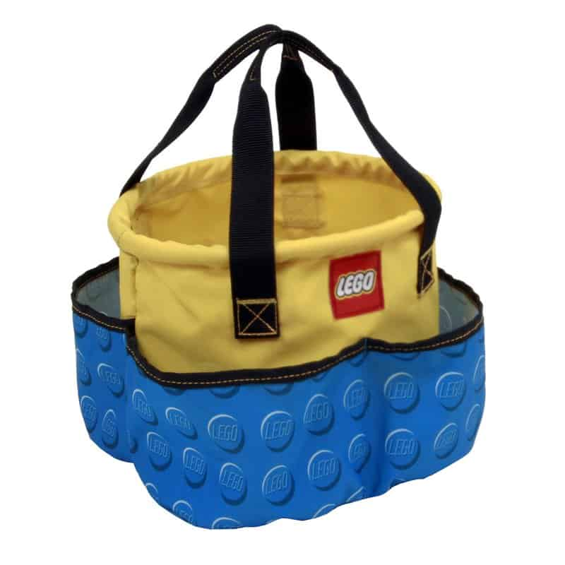 Lego storage bucket