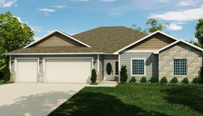 Columbia Ridge Homes, Yakmia WA