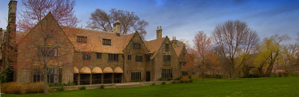 Edsel & Eleanor Ford House in Dearborn, Michigan