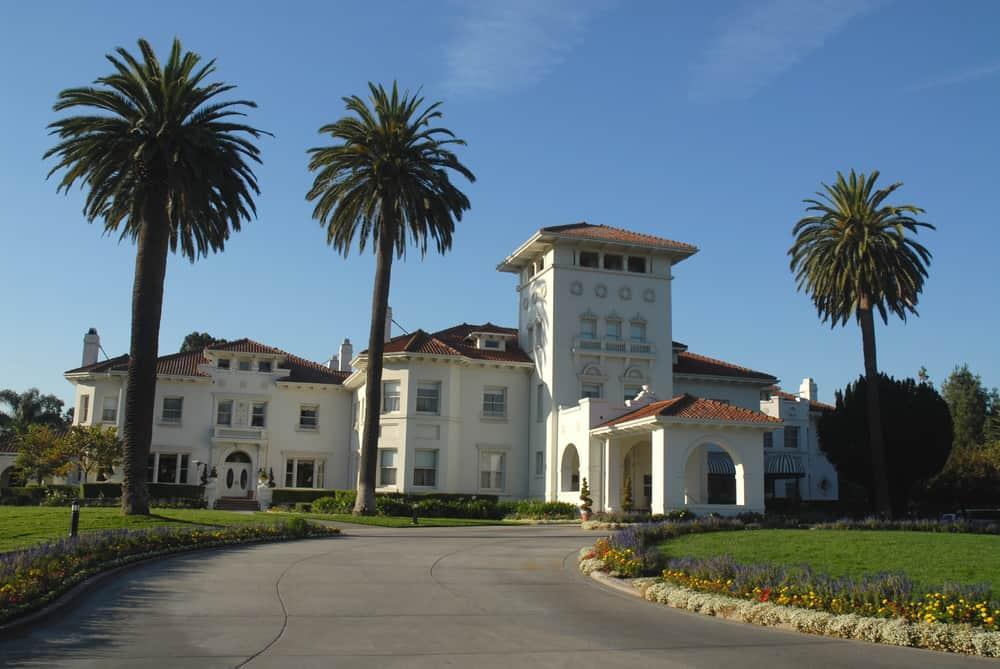 Hayes Mansion San Jose California