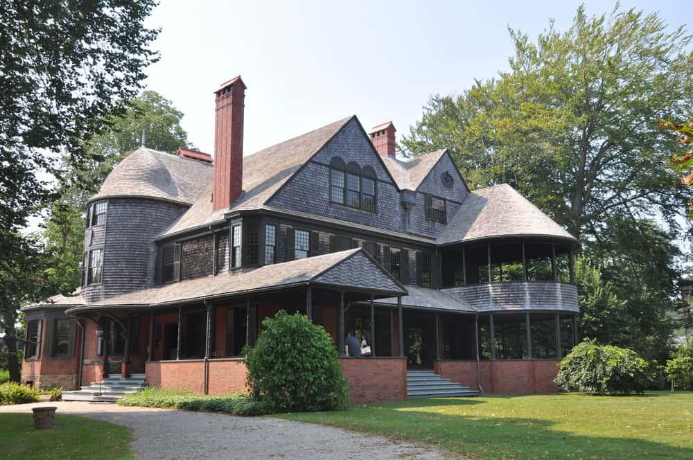 Isaac Bell House - Newport, RI