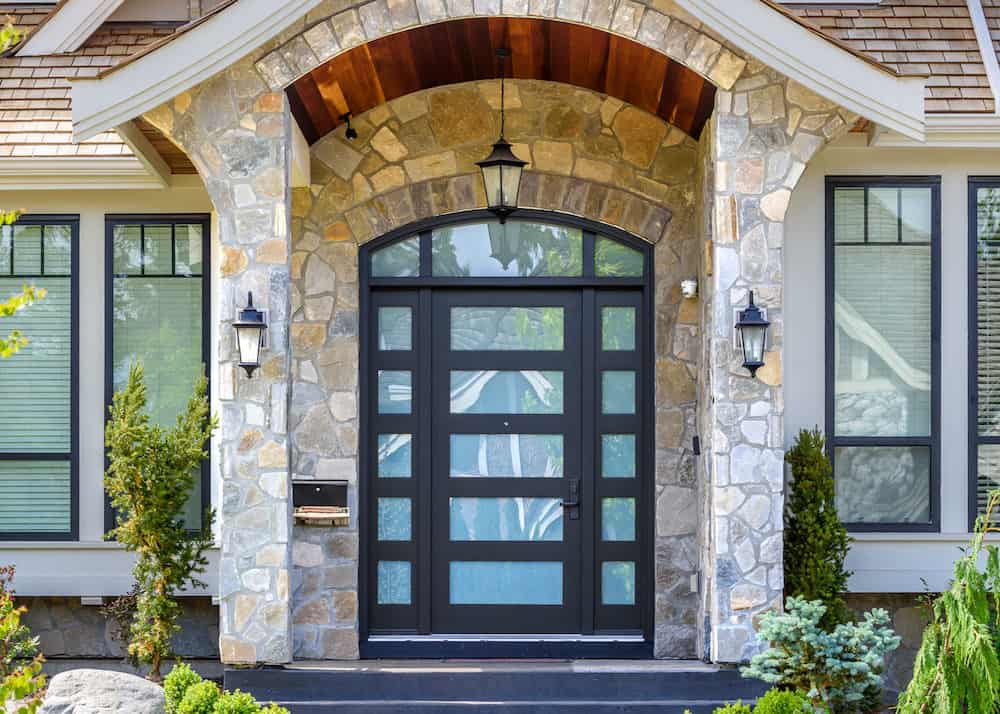 32 Types Of Glass Front Doors For Your Home