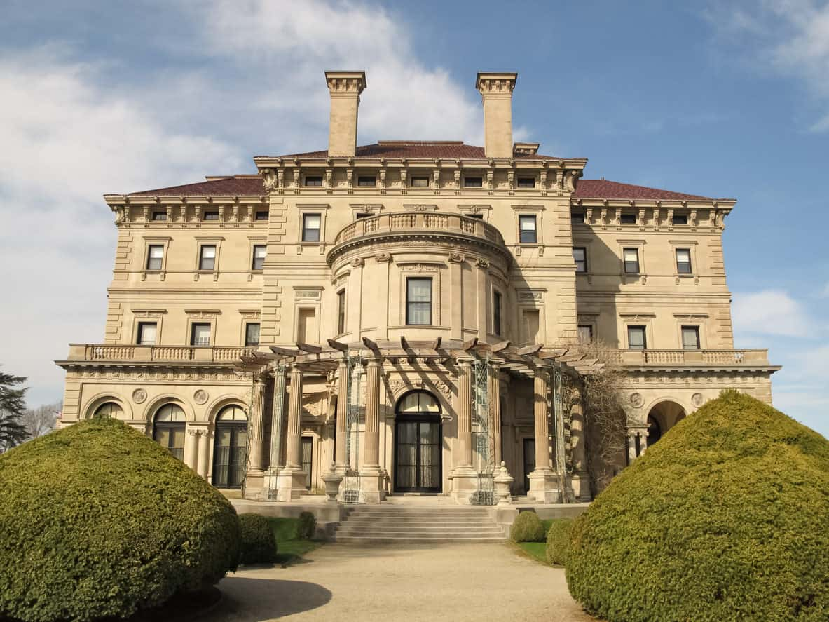13 of the Best Newport, Rhode Island Mansions