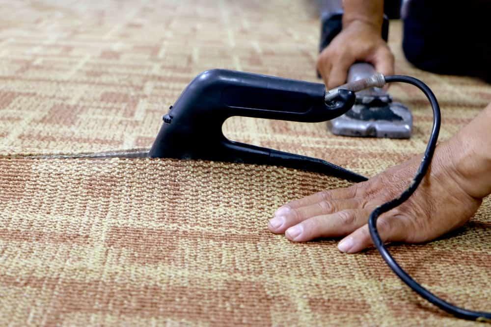 Carpet iron