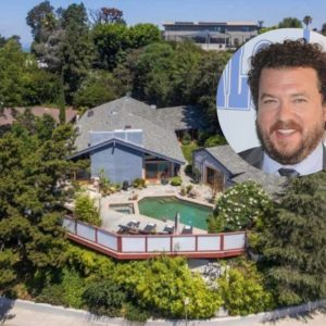 Danny McBride's Hollywood Hills home is up for rent for $16,000.