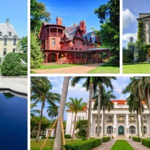 Greatest historic mansions in the USA
