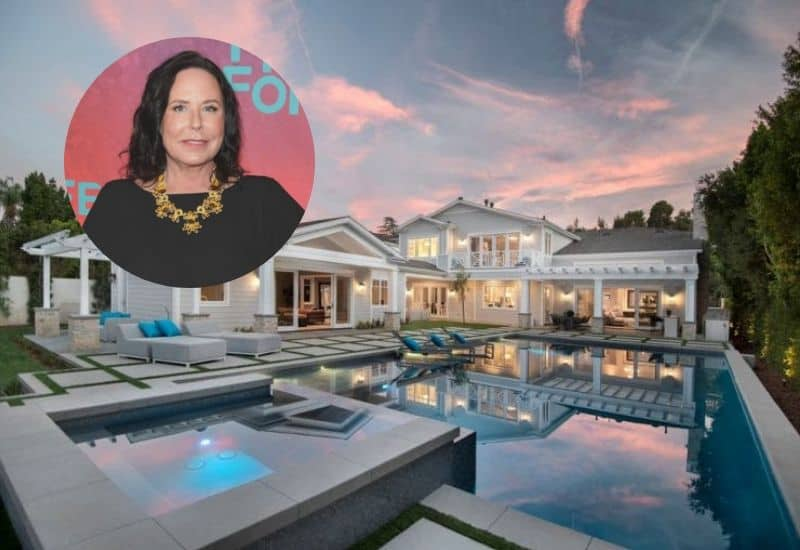 I. Marlene King snags a beautiful Encino home for $5.3 million.  Top 5 Celebrity Homes of the Year i