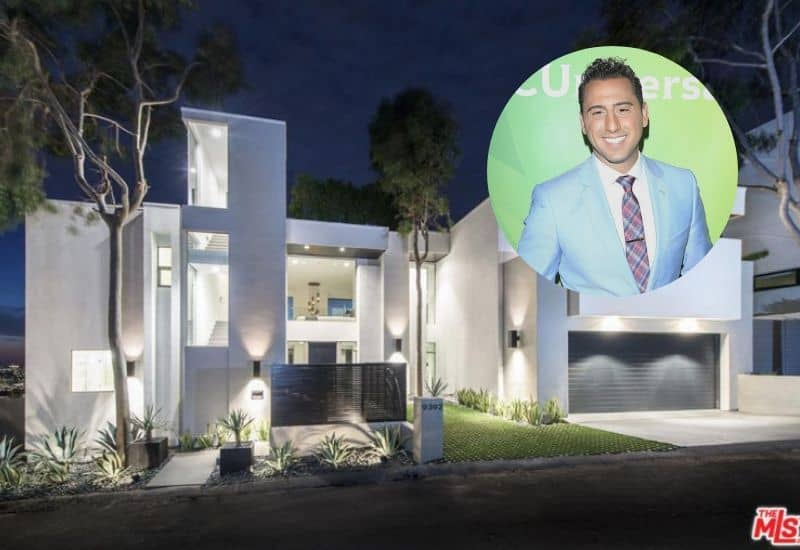 Josh Altman's Hollywood Hills mansion worth $8 million.