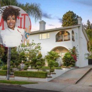 Kelis' unique Glendale home sold for $1.7 million.