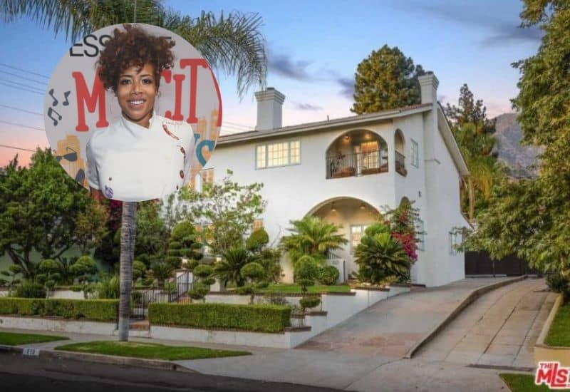 Kelis' unique Glendale home sold for $1.7 million.