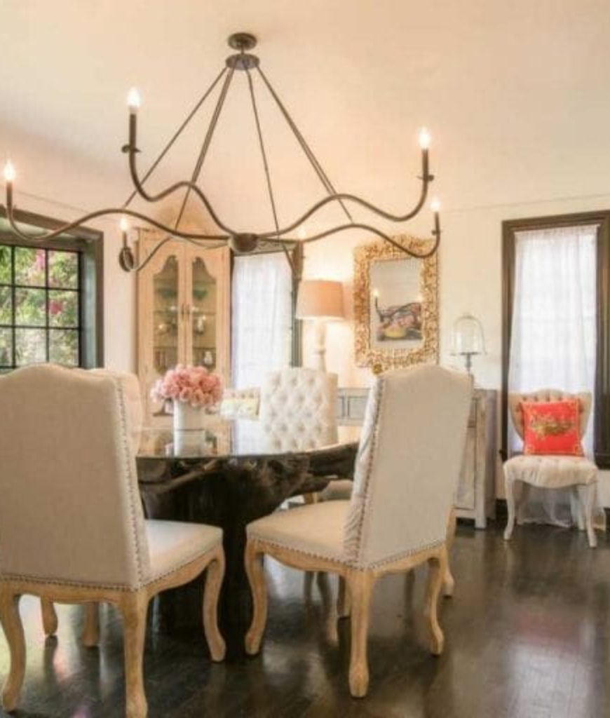 Dining Room: 90 Stunning Dining Rooms With Chandeliers (PICTURES
