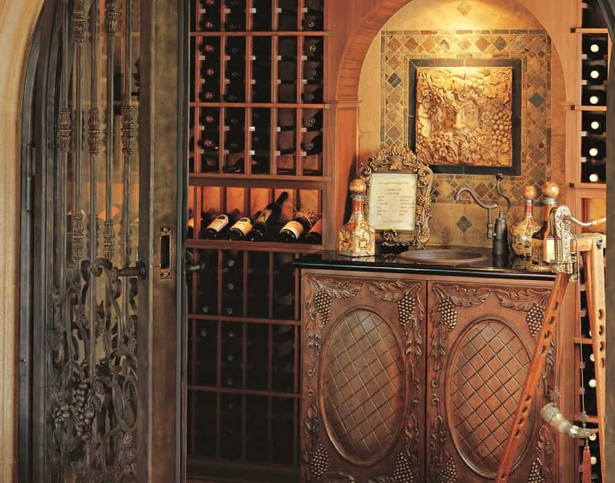 99 wine cellar ideas for your home photos - Small wine cellar ideas ...