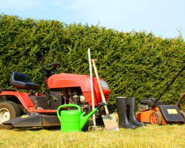 16 Different Types of Lawn Tools