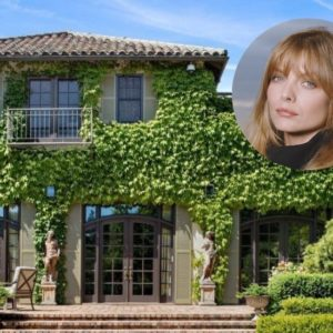 Michelle Pfeiffer's former Woodside home worth