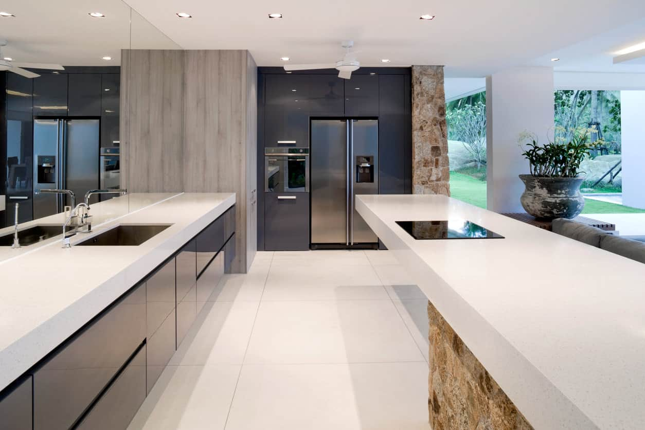 55 Modern Kitchen Design Ideas (Photos)