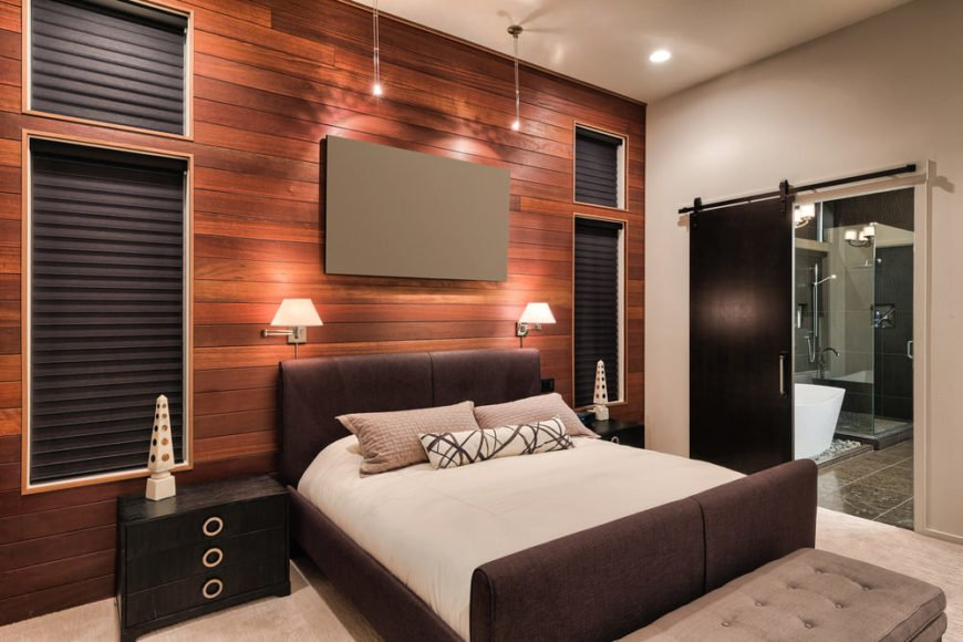 . Wow  101 Sleek Modern Master Bedroom Ideas  Photos