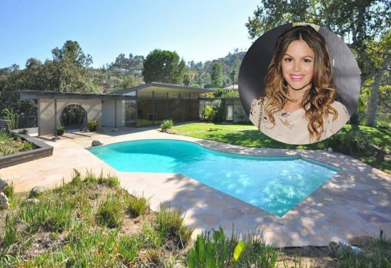 Rachel Bilson's Pasadena pad worth $3.25 million.