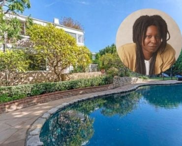 Whoopi Goldberg's former Pacific Palisades home sold for $8.8 million.
