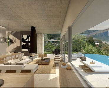Kloof House In Cape Town South Africa By Saota Architects