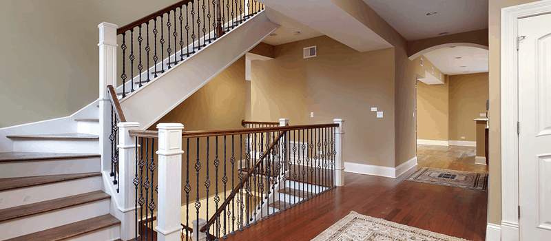 Basement Stair Landing Decorating: 101 Interior Design Ideas For 25 Types Of Rooms In A House