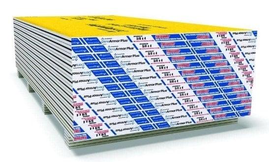 Fiberglass mat gypsum panels