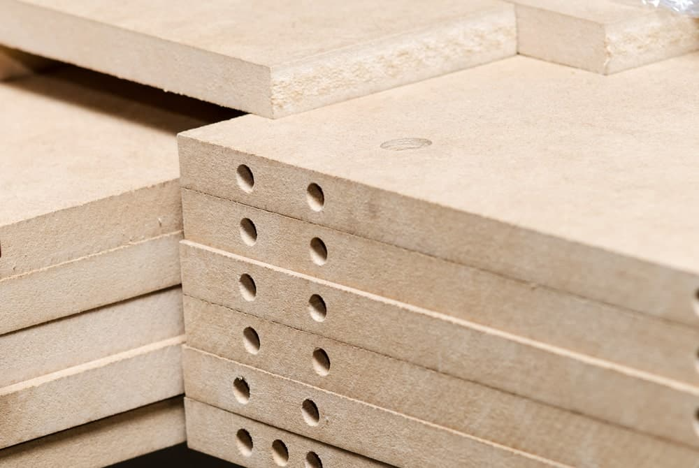 MDF (medium density fibreboard)
