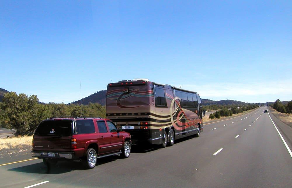 rockstar luxury motorcoach