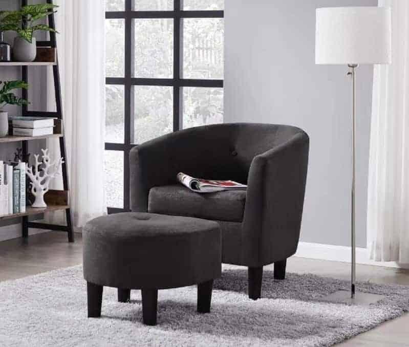 The Latitude Run Elha Accent Chair from Wayfair.