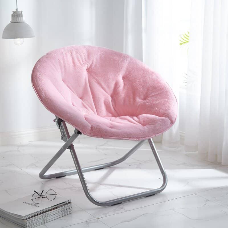 The Mjollnir Papasan Chair from Wayfair.