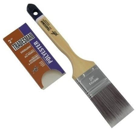 "2"" size paintbrush"