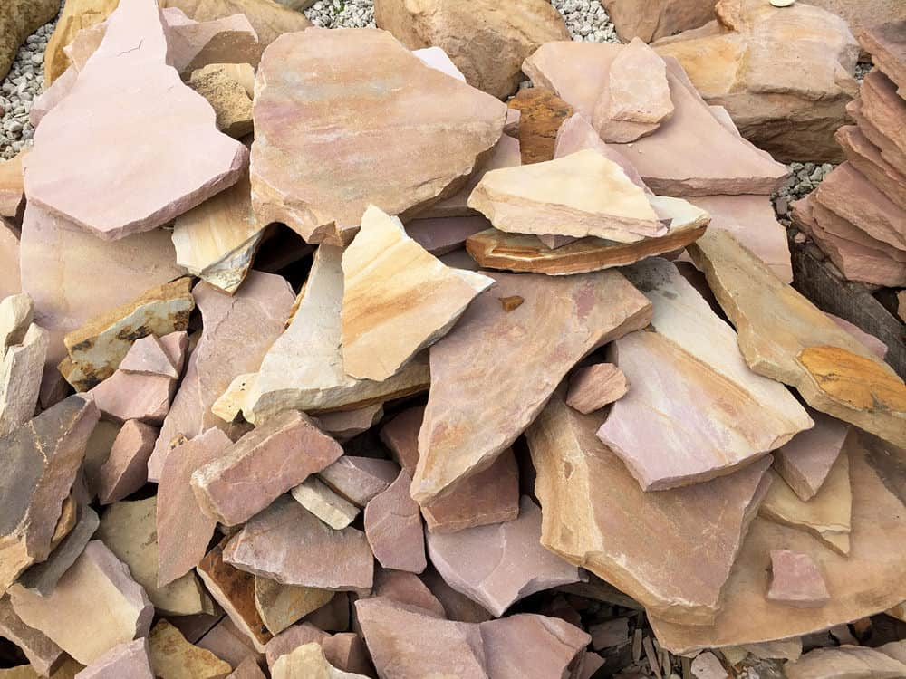 Types Flagstone For Your Patio Floor Walls Kitchen Bathroom And More