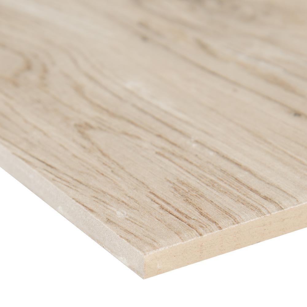 Cream color hardwood floor example