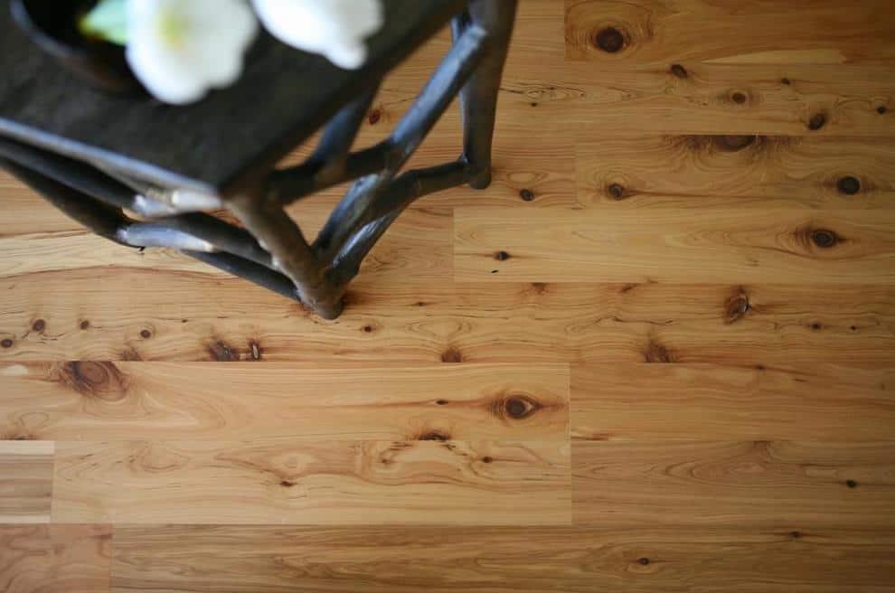 Cypress wood flooring
