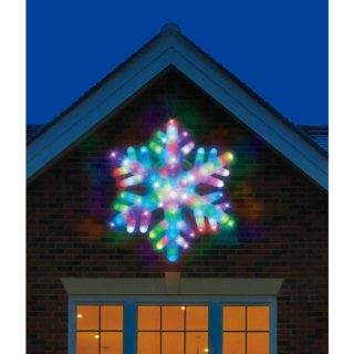 Illuminated Christmas object for house