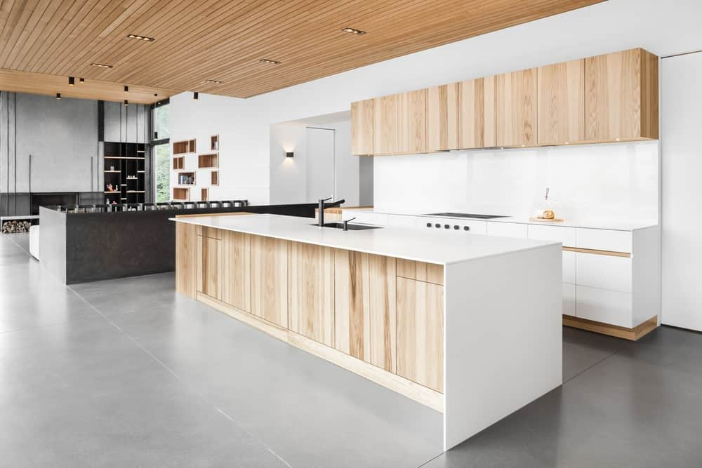 ravishing kitchen pantry design with plans free design gallery | 101 Custom Kitchen Design Ideas (2019 Pictures)