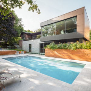 Prince Philip House by Thellend Fortin Architectes