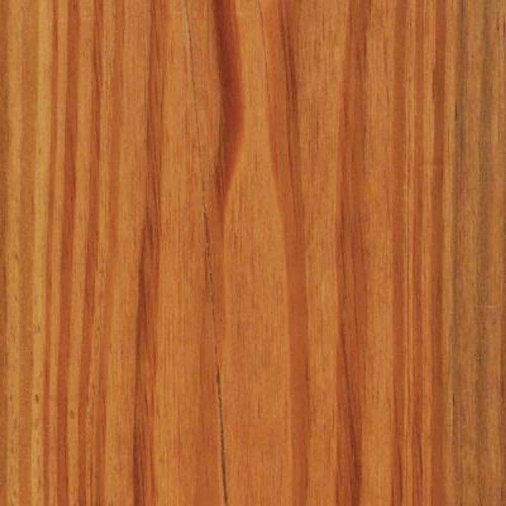 Red pine hardwood floor example
